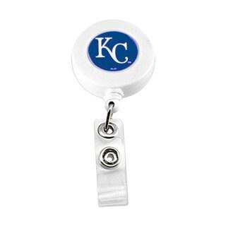 Kansas City Royals Retractable Badge Reel Id Ticket Clip MLB White|https://ak1.ostkcdn.com/images/products/16741347/P23053116.jpg?_ostk_perf_=percv&impolicy=medium