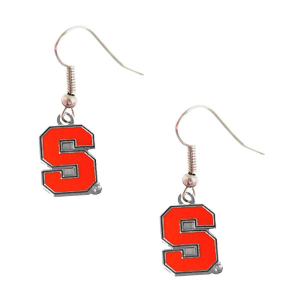 Syracuse Orange NCAA men Dangle Earring