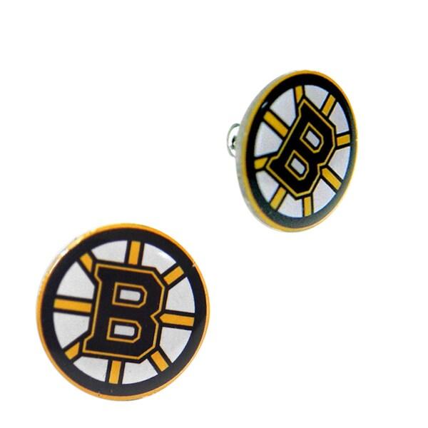 Boston Bruins NHL Post Stud