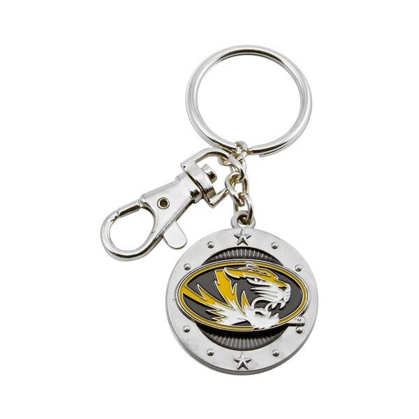 NCAA Missouri Mizzou Tigers Impact Key chain