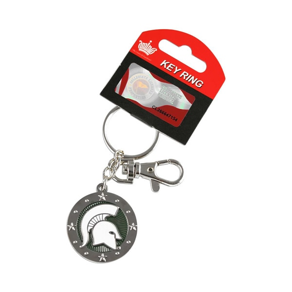 NCAA Michigan State Spartans Impact Key chain