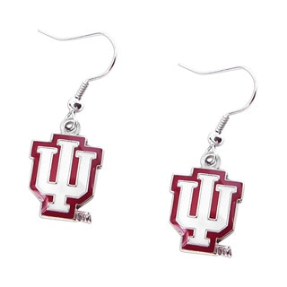 Indiana Hoosiers NCAA Dangle Earring