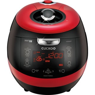 Cuckoo Electric Induction Heating Pressure Rice Cooker CRP-HZ0683FR