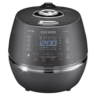 Link to Cuckoo Electric Induction Heating Pressure Rice Cooker CRP-DHSR0609FD Similar Items in Kitchen Appliances