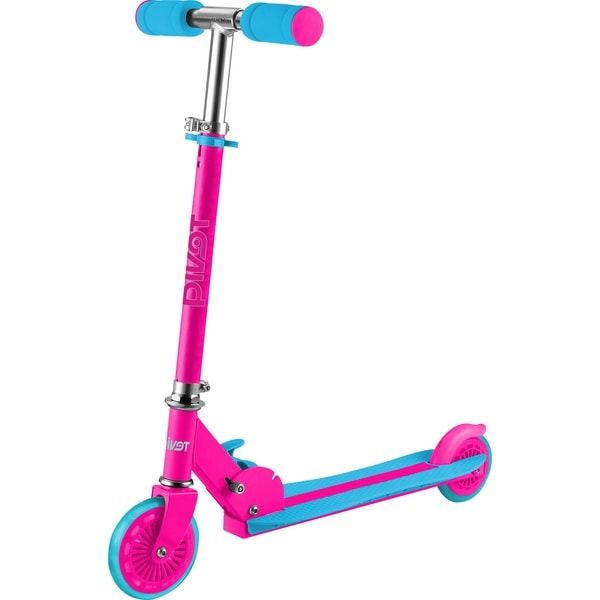 PIVOT POPSICLE SCOOTER PINK/TURQUOISE