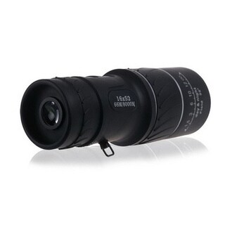 16x52 Monocular Telescope with Zoom Optic Lens