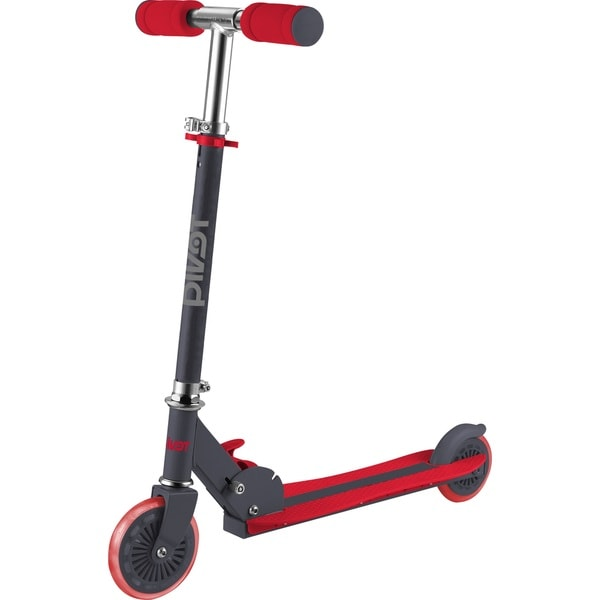 PIVOT POPSICLE SCOOTER RED/BLACK