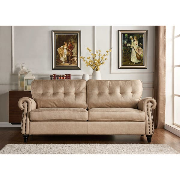 Handy Living Victoria Sofast Sofa