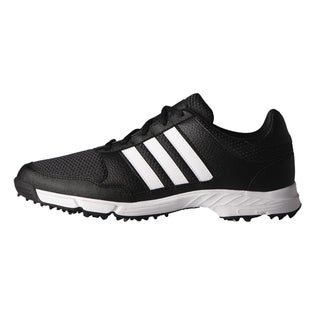Adidas Tech Response Golf Shoes Core Black/White (Option: 15)