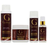 G Ma Golez Choco Intensive Theraphy 4-piece Hair Care Set