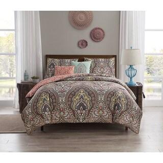 VCNY Home Palaci Reversible 5-piece Comforter Set