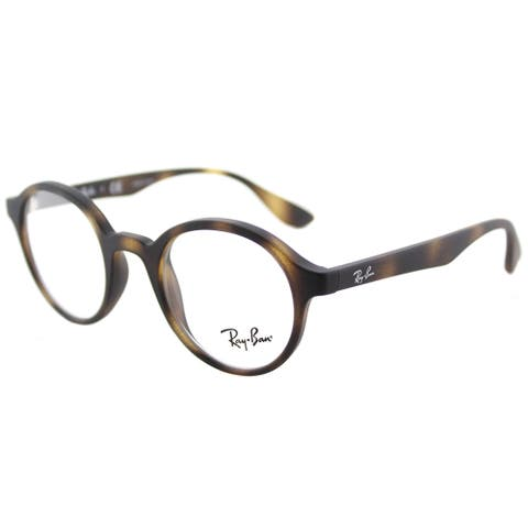 Ray-Ban RY 1561 3616 Rubber Havana Plastic Round Eyeglasses 41mm