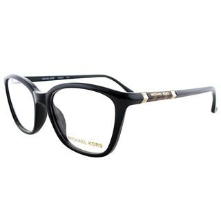 Michael Kors MK 839 001 Black Plastic Fashion Eyeglasses 50mm
