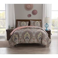 VCNY Home Palaci Reversible Duvet Set