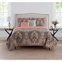 VCNY Home Palaci 5-piece Reversible Quilt Set