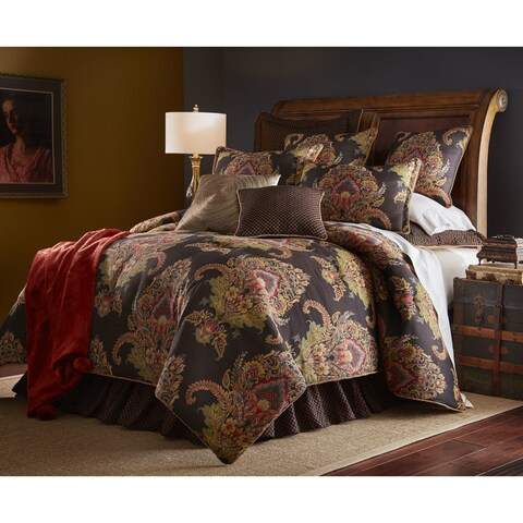 Sherry Kline Regal Woven Jacquard 3-piece Comforter Set