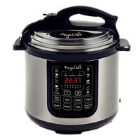 Megachef 8 Quart Digital Pressure Cooker with 13 Pre-set Multi Function Features