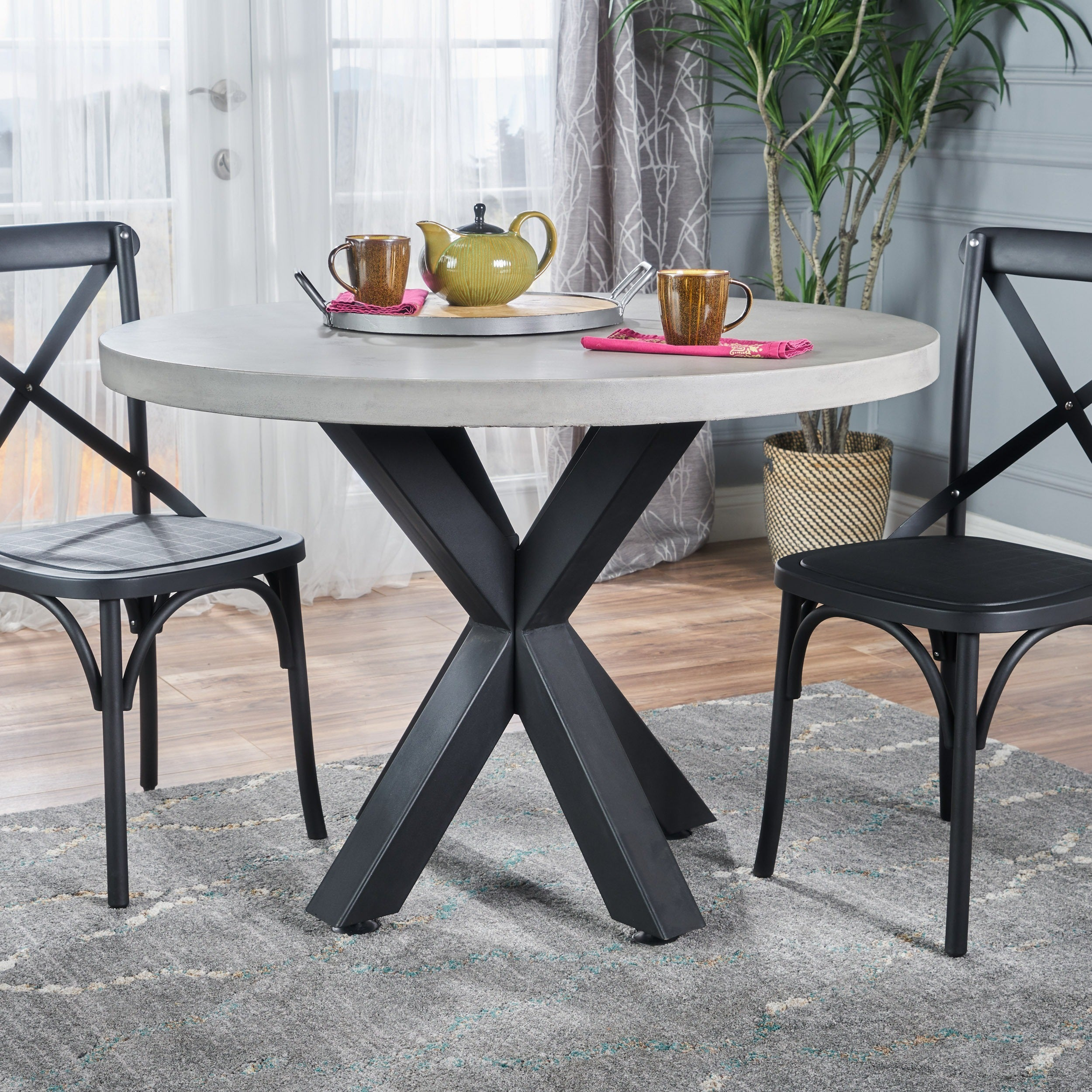 Concrete Dining Room & Bar Furniture | Find Great Furniture ...