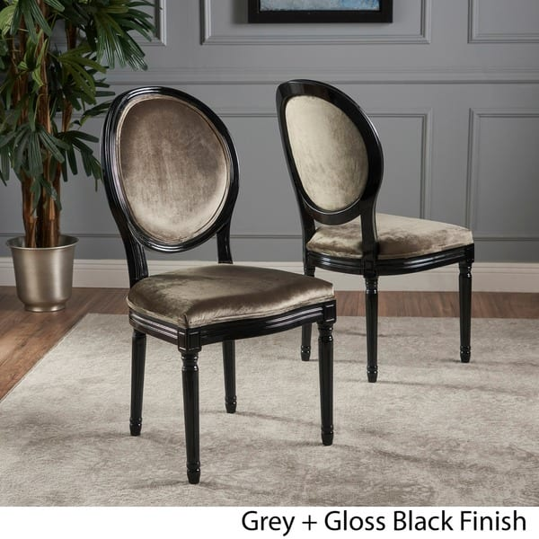 Pleasant Shop Camille Velvet Fabric Dining Chair Set Of 2 By Bralicious Painted Fabric Chair Ideas Braliciousco