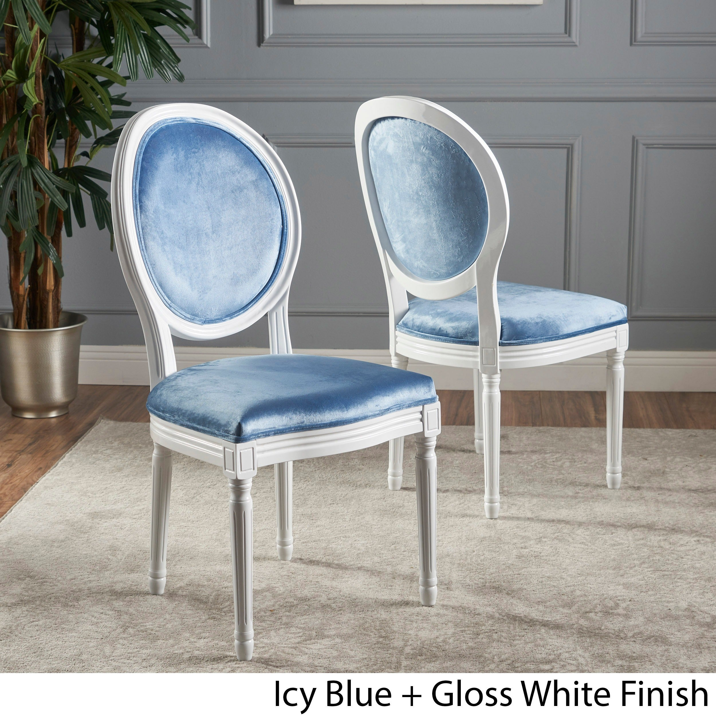 Buy White, Wood Kitchen & Dining Room Chairs Online at Overstock.com ...