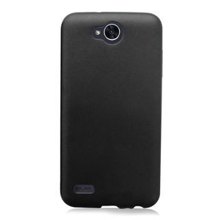 Insten Black TPU Rubber Candy Skin Case Cover For LG X Power 2