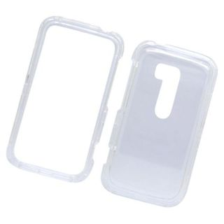 Insten Clear Hard Snap-on Case Cover For Nokia Lumia 822