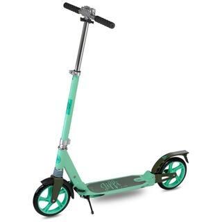 Scooride Jiffi J-40 Premium Folding Adult Kick Scooter- Green|https://ak1.ostkcdn.com/images/products/16747212/P23058234.jpg?impolicy=medium