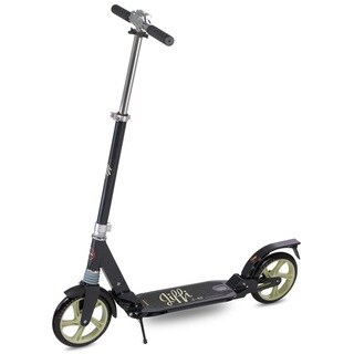 Scooride Jiffi J-40 Premium Folding Adult Kick Scooter- Black|https://ak1.ostkcdn.com/images/products/16747217/P23058237.jpg?_ostk_perf_=percv&impolicy=medium