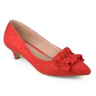6d3d1adf4565 Buy Low Heel Women s Heels Online at Overstock