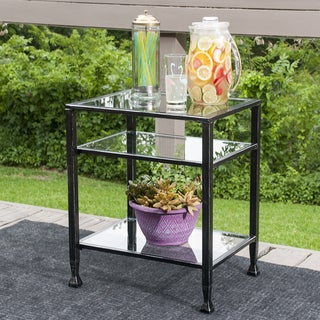 Harper Blvd Clairmont Outdoor End Table