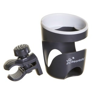 Dreambaby® Strollerbuddy® Grey Drink Holder