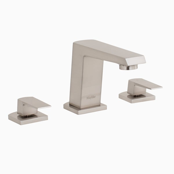 Augusta Three-Piece 8-inch Widespread Faucet
