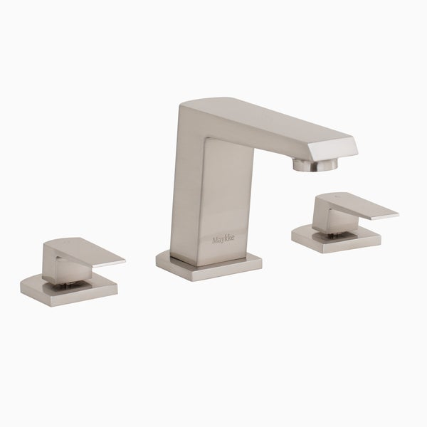 Maykke Augusta Three-Piece 8-inch Widespread Faucet