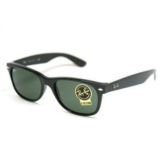 Ray-Ban New Wayfarer RB 2132 Unisex 52 mm Sunglasses (As Is Item)