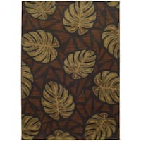 Style Haven Tropical Impressions Indoor/Outdoor Area Rug - 7'10 x 10'10