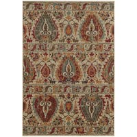 "Style Haven Updated Traditional Indoor/Outdoor Area Rug (7'10 x 10'10) - 7'10"" x 10'10"""