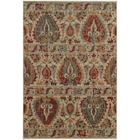 Style Haven Updated Traditional Indoor/Outdoor Area Rug - 7'10 x 10'10