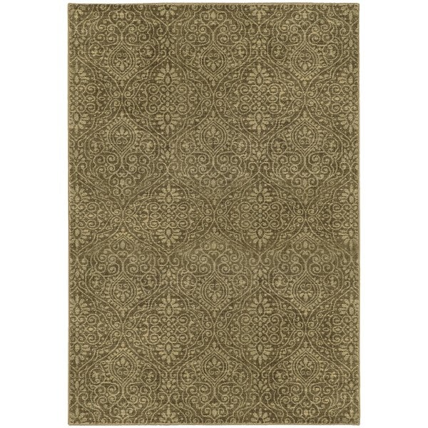 "Style Haven Persian Gardens Indoor/Outdoor Area Rug (7'10 x 10'10) - 7'10"" x 10'10"""