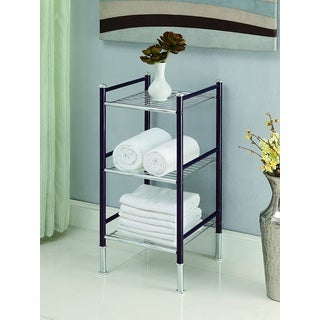 Duplex 3 Tier Bathroom Tower
