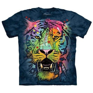THE MOUNTAIN RUSSO TIGER FACE T-SHIRT