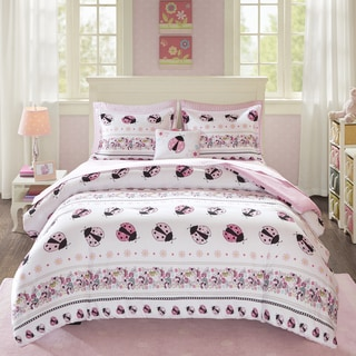 Mi Zone Kids Pink Lady Bed in a Bag Set