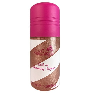 Aquolina Pink Sugar Women's 1.69-ounce Roll on Shimmering Perfume
