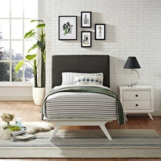 Modway Tracy Rubberwood Twin Bed