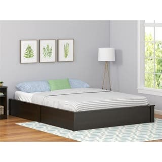 Ameriwood Home Platform Full-Size Bed Frame|https://ak1.ostkcdn.com/images/products/16752811/P23061956.jpg?impolicy=medium