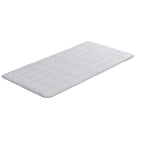 DHP Signature Sleep Ultra White Steel Bunkie Board