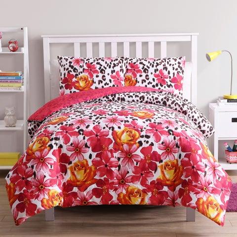 VCNY Home Nikki Reversible 3-piece Comforter Set