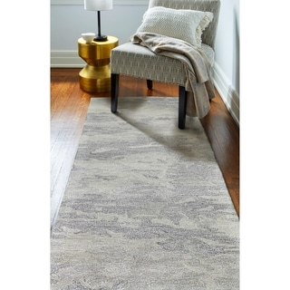 Laurel Abstract Runner Rug (2'6 x 8')