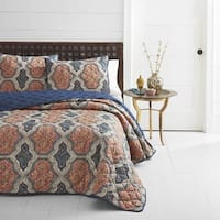 The Curated Nomad Waverly Quilt Set
