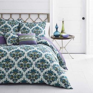 Azalea Skye Luna Blue Bonus Comforter Set