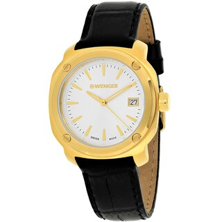 Wenger Women's 01.1121.104 Edge Index Watch